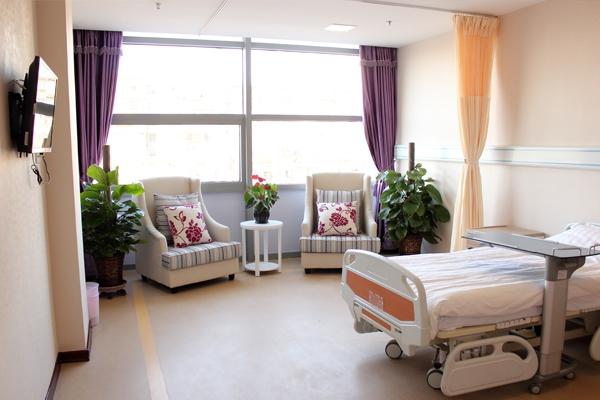 北京金凤凰医院环境图2