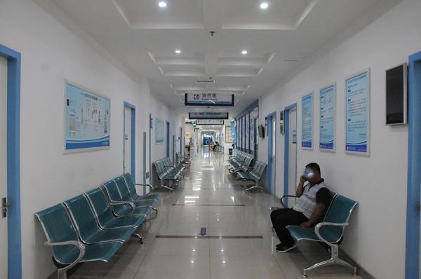 北京京城皮肤医院环境图5