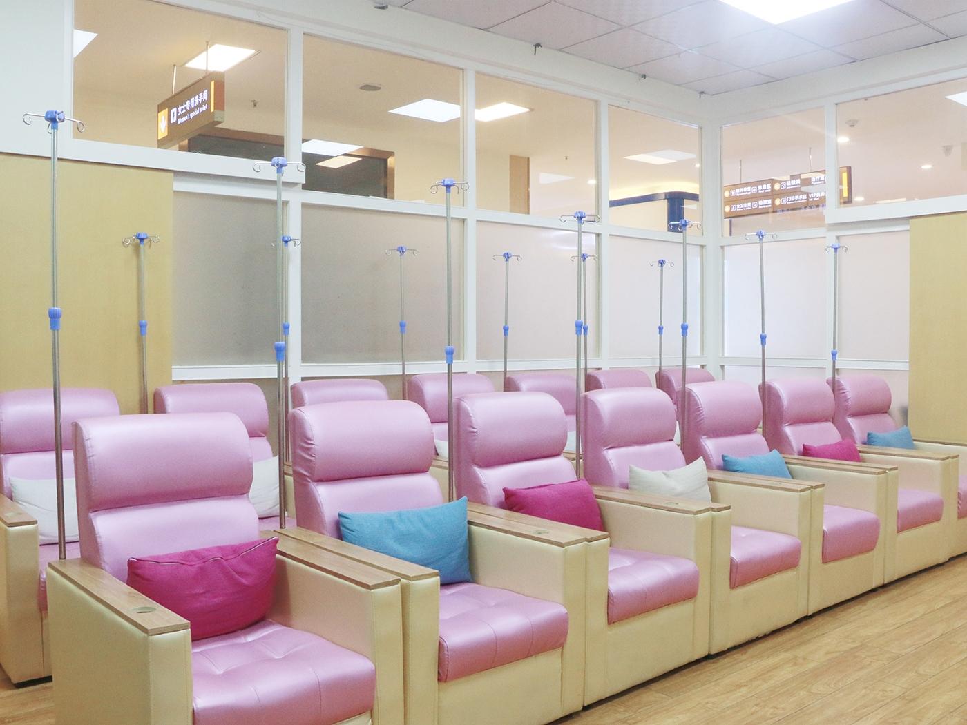 成都棕南医院环境图2